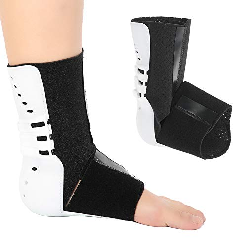 Foot Droop Orthosis Guards Foot Correction Shoes Aligner Foot Support Plate Brace Single Sale(Left)