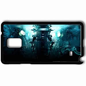 Personalized Samsung Note 4 Cell phone Case/Cover Skin 2010 daybreakers movie movies Black