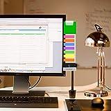 Monitor Memo Board Computer - Monitor Sticky Note