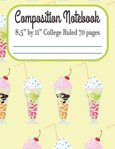 (Composition Notebook 8.5