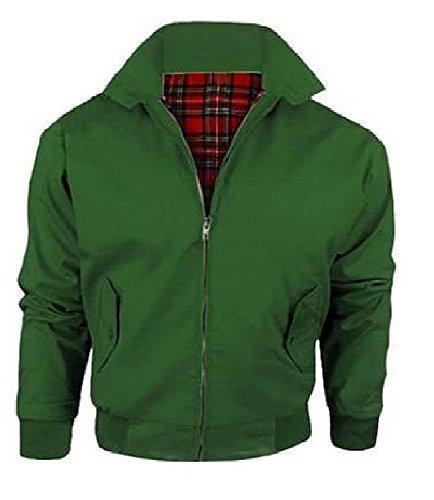 Bouteille Homme Vert Active Wear Blouson qBIpwnfxvR