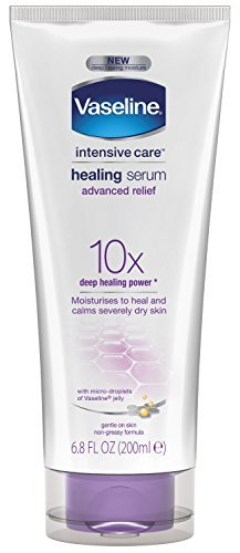Top 10 vaseline lotion intensive care healing serum for 2019