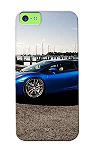 meilinF000Graceyou Shock-dirt Proof Blue Lamborghini Gallardo Case Cover Design For iphone 5/5s - Best LoversmeilinF000