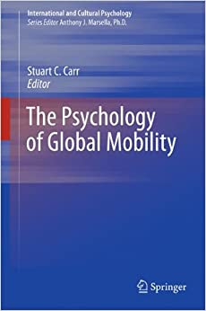 Book The Psychology of Global Mobility (International and Cultural Psychology)