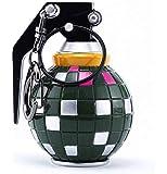 6cm FORTNITE Antitank grenade model Keychain boogie bomb Alloy weapon model Toys Keyring Action Figure Toy