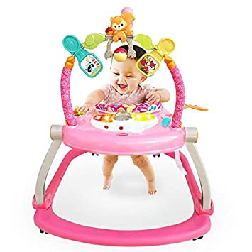 MINISU Carrito de bebé Multifuncional para Saltar y Hacer ...