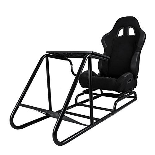 Mophorn Racing Simulator Seat Adjustable Driving Gaming