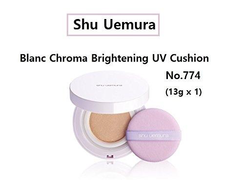 Shu Uemura Blanc Chroma Brightening UV Cushion No.774  SPF