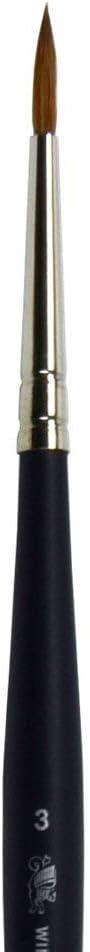 Round #4 Winsor /& Newton 5067004 Professional Water Colour Brush