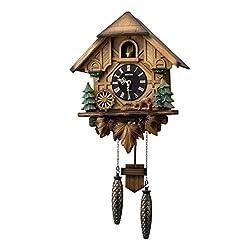 Rhythm Clocks Aleman Cuckoo Clock