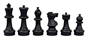 "Wholesale Chess Giant Chess Set - 12"" King"