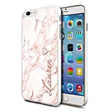 Personalised Marble Hard Phone Case Cover For Apple Samsung & Various Models (Design 10) For Apple iPhone 5/5s