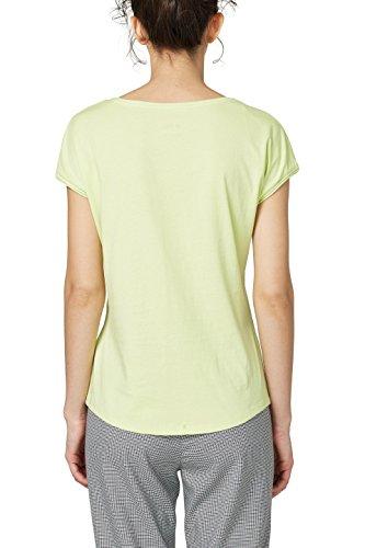 T Esprit Shirt Donna Green Light 330 by Multicolore edc PqH744