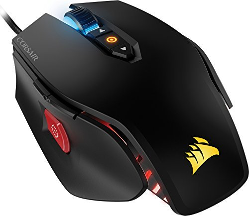 【使い勝手の良い】 Corsair Black, Gaming M65 Pro RGB Pro Black, CH-9300011-EU CH-9300011-EU [並行輸入品] B07457MHWH, シルバーアクセサリーSies Rosso:b7fded00 --- arbimovel.dominiotemporario.com
