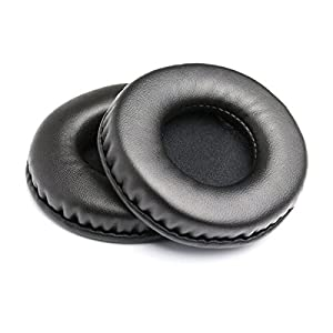 Mobile Phones & Accessories - 1 Pair Replacement Ear-Pads Cushions Ear Muff For Sony Mdr-V55 Mdr-7502 Headphones Headset - Replacement Ear Pads Cushion For Philips 7506 - Sony Headphone - 1PCs