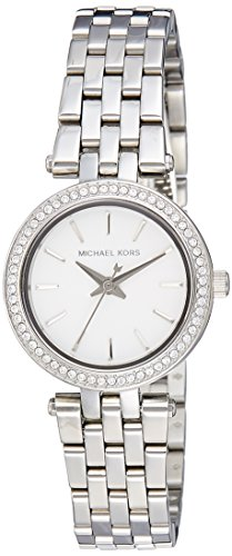 Michael Kors Women's Darci Silver-Tone Watch MK3294 ()