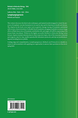 Lymphangiogenesis: Methods and Protocols (Methods in Molecular Biology)