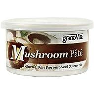 Mushroom Pate in Tin - 125g