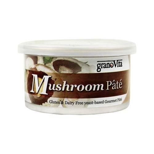 (10 PACK) - Granovita - Mushroom Pate | 125g | 10 PACK BUNDLE ()