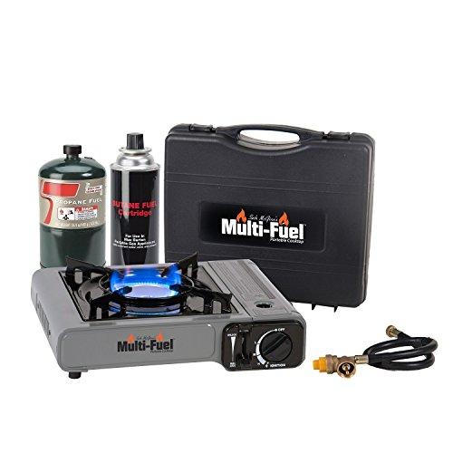 CanCooker SMDF1401 Fuel Burner, (Multi Fuel Backpacking Stoves)