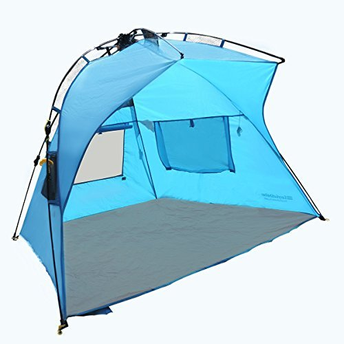 Best Selling EasyGo Shelter - Instant Easy Up Beach Umbrella Tent Sun Sport Shelter