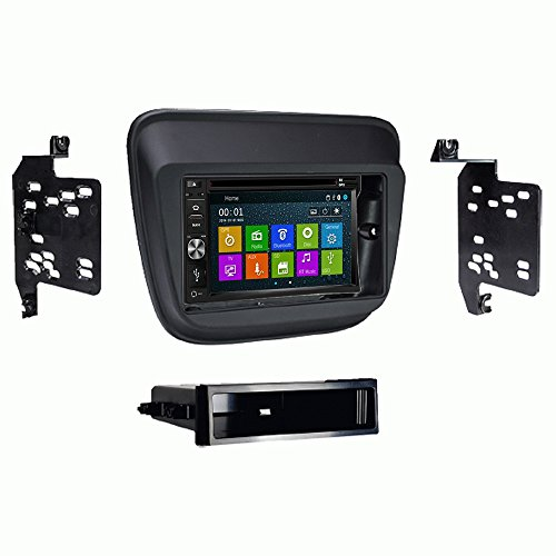 Otto Navi DVD GPS Navigation Multimedia Radio and Dash Kit for Chevrolet Equinox 2018 and up