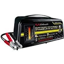 Schumacher SF-82-6 6/2 Amp Dual Rate Manual Battery Charger