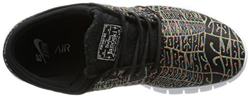 Nike Skateboarding Janoski Max PRM Tripper Pack para hombre Trainers Negro