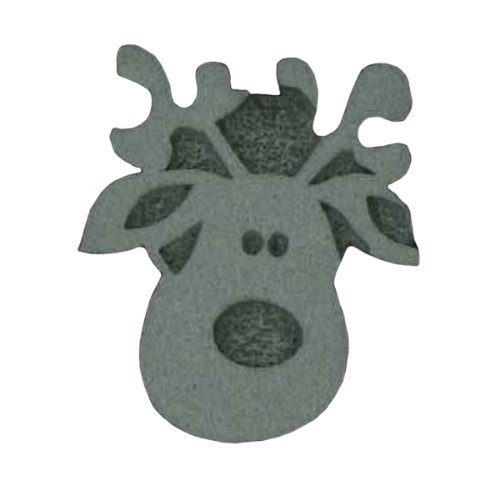 Ruby Red Face Painting Stamps - Reindeer by Ruby Red ()