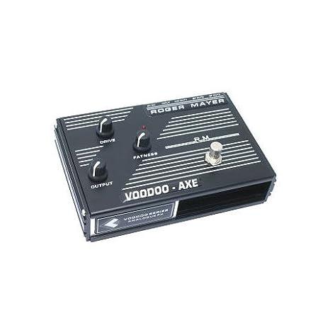 RogerMayer Voodoo Axe · Pedal guitarra eléctrica: Amazon.es: Instrumentos musicales