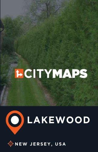 City Maps Lakewood New Jersey, USA ebook