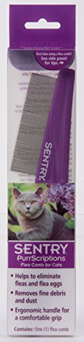 SENTRY Flea Comb for Cats by SENTRY Pet Care