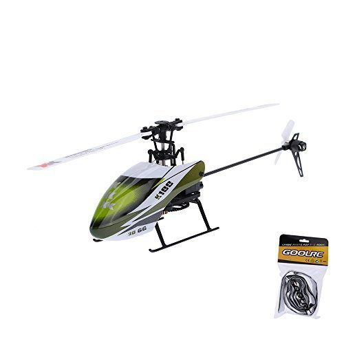 Original XK Falcon K100-B 6CH 3D 6G System BNF RC Helicopter