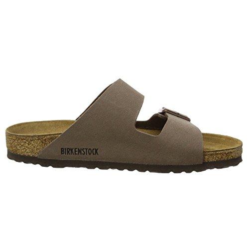Birkenstock Unisex Arizona Sandal,Mocha Birkibuc,41 M EU