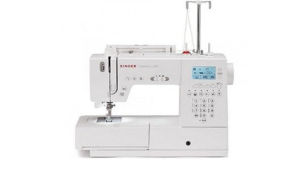 Maquina de coser Singer L500: Amazon.es: Hogar