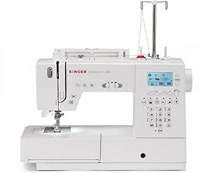 Maquina de coser Singer L500