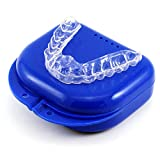 Custom Ultra Thin Dental Day Guard for Teeth Grinding and Clenching - Pro Teeth Guard. 110%. (Male)
