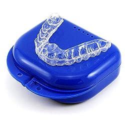 Custom Ultra Thin Dental Day Guard for Teeth Grinding and Clenching - Pro Teeth Guard. 110%. (Female)