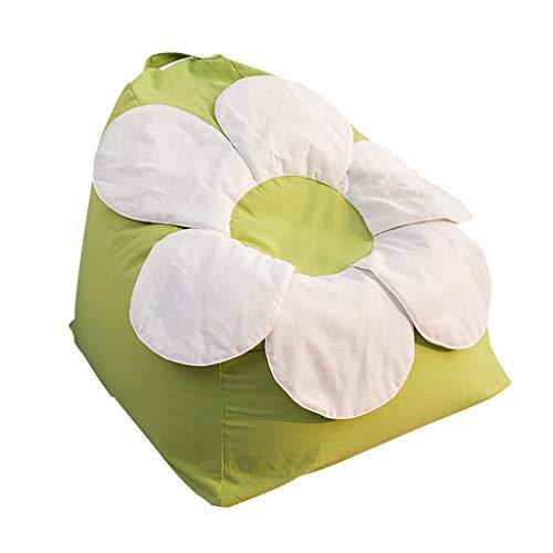Amazon.com: MLX - Puf con forma de flor creativa para sofá ...