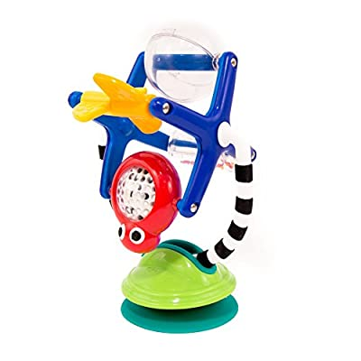 Sassy Sensation Station Suction Toy from Sassy