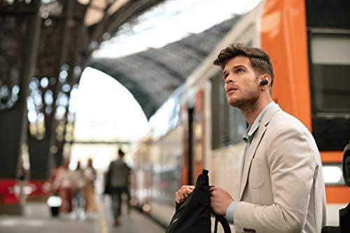 Sony WF-1000XM3 Écouteurs sans fil Bluetooth à Réduction de Bruit True Wireless avec boitier de rechargement compatibles iOS et Android, Noir, avec Amazon Alexa Intégrée