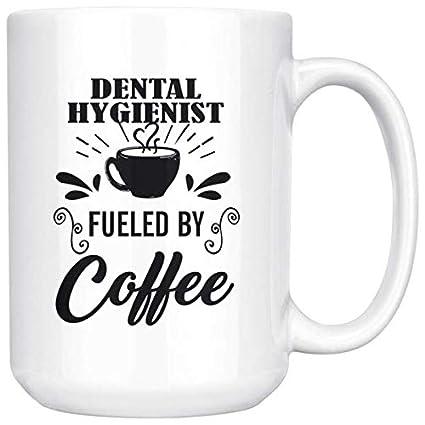 Amazon.com: Dental Hygienist Quote Coffee Mug Dental ...