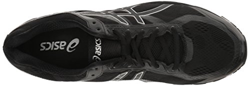 Asics Mens Gel-surveyor 5 Scarpa Da Corsa Nero / Onice / Bianco
