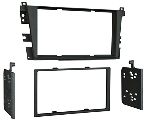Cl Acura Radio - Metra 95-7868B Double DIN Installation Dash Kit for Acura CL 01-03 & TL 99-03