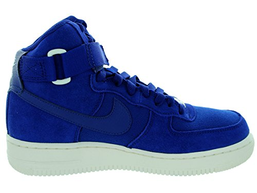Nike Youth Air Force 1 High Boys Basketball Shoes Deep Royal/Sail free shipping online genuine for sale looking for online where to buy low price 1BDSQYl