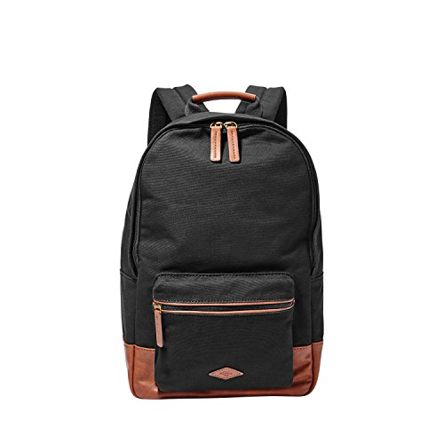 fossil-estate-backpack-black-one-size
