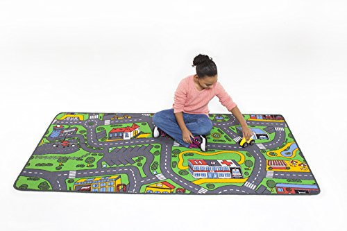 Learning Carpets City Life Play Carpet, 79