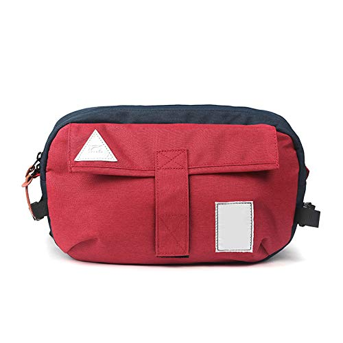 Grey Libre Textil Elegante De HEQC Vintage Oxford Red Aire Portátil Mochila Mochila Al Bandolera Deportiva Viaje TYw7q6H