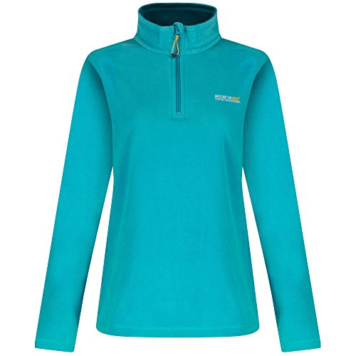 1/4 Zip Fleece Top - 3