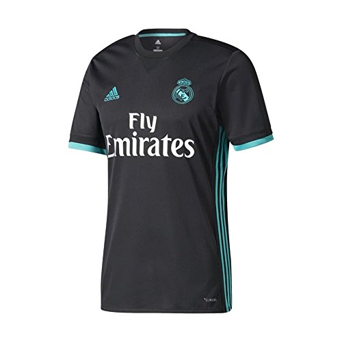 adidas Real Madrid CF Away Jersey [Black] (M)